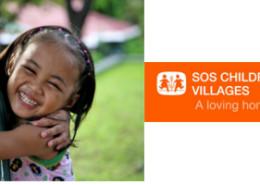 Happiness in the Childrens's Village in Manila, Philipinnes. Photo: Martin Källqvist