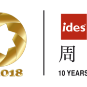 Ides China 10 years