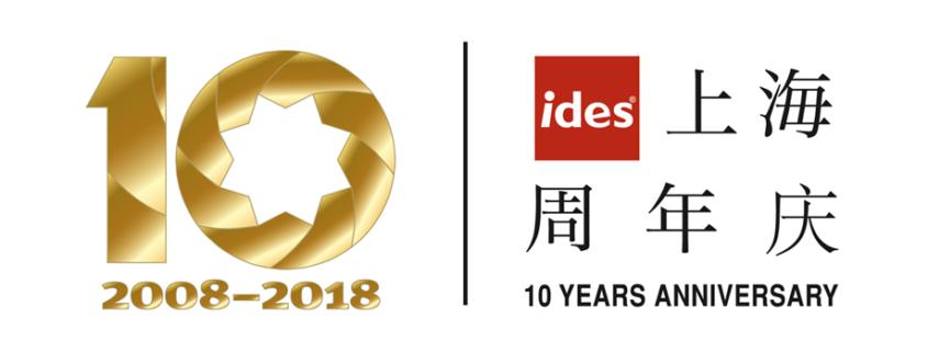 Ides China 10 years