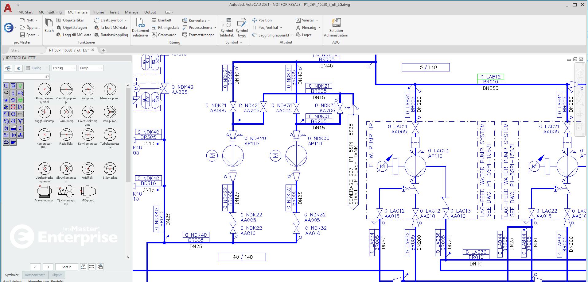 proMaster design enterprise 2021 vit